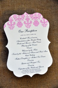 Reception Programs