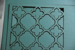 Laser Cut Pattern