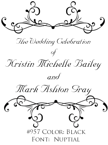 cover designs for wedding programs by wiregrass weddings wiregrass