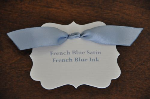 French Blue 5/8