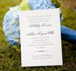 Wedding Invitations (Letterpress)