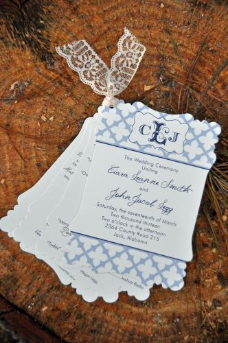 Wedding Program (Victoria)