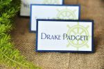 Rectangular Mounted Place Cards