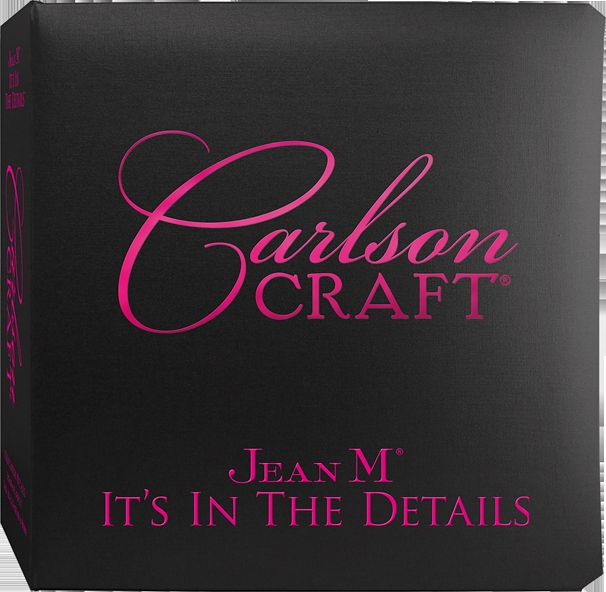 """Carlson Craft Pocket Wedding Invitations: """"Jean M It's In The Details"""" By Carlson Craft"""