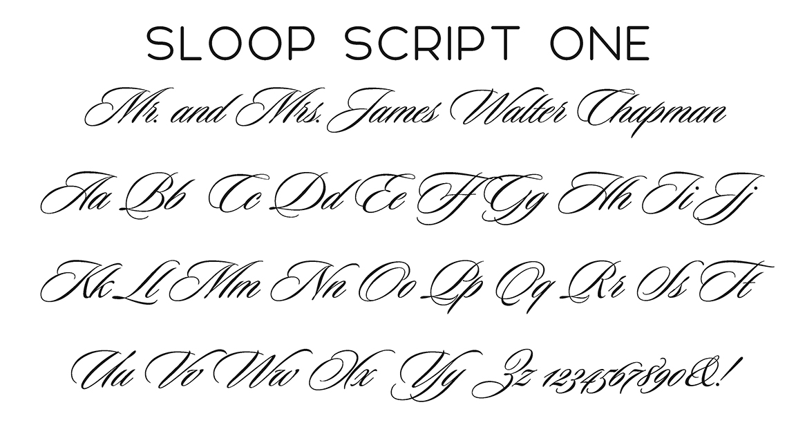 Sloop ScriptTwo Font Download Free / LegionFonts